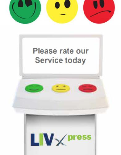 LIV Xpress Terminal