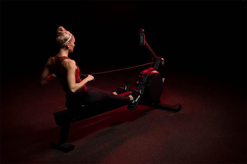 Life Fitness Heat Rower