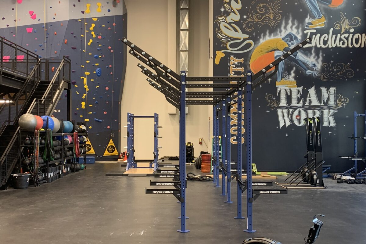Badlands training centre
